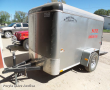 2003 CARGO CRAFT EXPEDITION ENCLOSED CARGO TRAILER WITH CARPET CLEANING EQUIPMENT