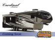 2020 FOREST RIVER CARDINAL LUXURY CARD-3750BKX