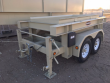 2016 SUPERIOR DEWATERING SCREEN CHASSIS ONLY 4X8