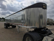2021 MAC TRAILER 39 FT FRAMELESS END DUMP TRAILER - TANDEM AXLE, ALUMINUM, AIR RIDE