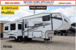 2012 CROSSROADS RV 325C W/4 SLIDES
