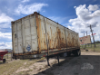 1984 FONTAINE FLATBED TRAILER