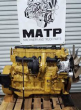 2004 CATERPILLAR C7 ACERT DIESEL ENGINE 70-PIN 7.2L TURBO ESN KAL76140 AR# 239-4680 6-CYL RUNS GREAT