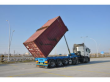 CONTAINER TRANSPORTER/ SWAP BODY SEMI-TRAILER OZGUL TIPPING TYPE CONTAINER TRAILER