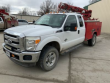 2011 FORD F350 4X4 EXTENDED-CAB SERVICE TRUCK