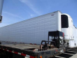 WABASH 53X102 TANDEM AXLE ALUMINUM THERMO KING REFRIGERATED TRAILER, AIR RIDE, SLIDING AXLE