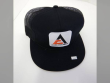 ALLIS-CHALMERS BLACK MESH HAT