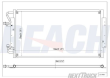 CHEVROLET C7500 KODIAK A/C CONDENSERS & EVAPORATORS