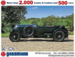 1929 BENTLEY 4,5 LITRE SUPERCHARGED TOURER BY GRAHAM MOSS