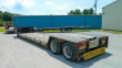 BWS USED EZ2 LOAD EQUIPMENT TRANSPORT TRAILER