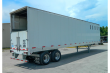 STOUGHTON CLOSED TOP CHIP TRAILER
