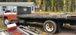 1969 FORD 20 FLATBED TRUCK WITH 5 LIFTGATE