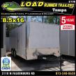 2019 LOAD RUNNER ENCLOSED CARGO TRAILER EF8.5-16T3-R