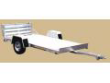 ALUMINUM CONSTRUCTION UTILITY TRAILER