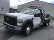 2009 FORD FLAT BED