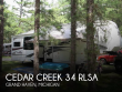 2008 FOREST RIVER CEDAR CREEK 34