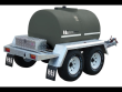 2019 TRANSTANK DIESELPATROL 1500L - ON ROAD TRAILER, DUAL AXLE