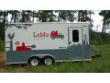 BRAVO TRAILER - UPFITTED TO BE A MOBILE MARKET - 18'