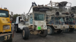 1995 ADVANCE CEMENT MIXER LOT NUMBER: T-SALVAGE-1564