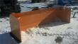 LOT # 7180 - INDUSTRIAS AMERICA SP09 SNOW PLOW - NEW