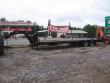 1997 SURE PULL 32 FT FLATBED TRAILER