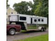 2005 SUNDOWNER 3 HORSE SLANT WITH HUGE TACK ROOM