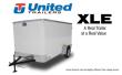 2019 UNITED TRAILERS 4 X 6 CARGO TRAILER XLE