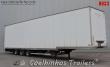 TALSON BOX SEMI-TRAILER F1227 3 AXLES