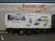 ACKERMANN BOX TRAILER Z-PA-F18 TANDEM GETRÄNKEKOFFER 2 AXLES