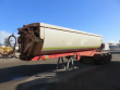 2013 AZMEB TRI AXLE SIDE TIPPING A TRAILER POA