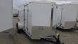 CONTINENTAL CARGO 5X10 ENCLOSED TRAILERS W/ RAMP DOOR - LED - DOME LIGHT