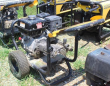 PRESSURE WASHER - GAS MOTOR