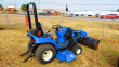 2006 NEW HOLLAND TZ25