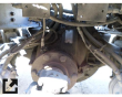 1999 EATON-SPICER 23105SR390 DIFFERENTIAL ASSEMBLY REAR REAR
