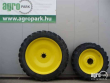 ALLIANCE NEW ROW CROP WHEEL SET, 11.2R32 AND 12.4R46 FOR 4