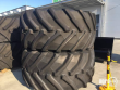 2012 TRELLEBORG 2 PCS OF WIDE WHEELS FOR CLAAS OR FENDT MACHINES