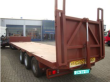 LOW LOADER SEMI-TRAILER ACKERMANN 3AXEL STEELSPRINGS LOW LOADER
