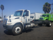 2017 INTERNATIONAL CAB & CHASSIS W/ CUMMINS CAB & CHASSIS