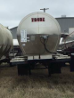 1990 BRENNER 6500 GALLON HM183 CHEMICAL TANK TRAILER - HERESITE LINED
