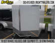 6X10 HAULMARK GENERAL 3000 SERIES | ENCLOSED TRAILER