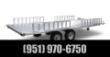 2020 ALUMA A8816TA ATV TRAILER