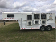 2008 4 STAR TRAILERS HORSE TRAILER