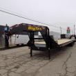 "BIG TEX 102"" X 30' + 5' HEAVY DUTY GOOSENECK TRAILER - 23.9K GVWR"