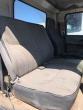 GOOD USED PASSENGER SIDE BENCH SEAT FOR A 1989 ISUZU NRR MAKE: ISUZU MODEL: NRR