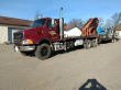2006 STERLING FLATBED TRUCK WITH