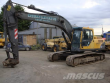 VOLVO EC 210 B LC DISMANTLED FOR SPARE PARTS