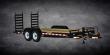 2019 DOOLITTLE TRAILER MFG 82X18 DOOLITTLE EXTREME HD SKID LOADER TRAILER