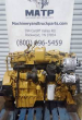 1997 CATERPILLAR 3126 DIESEL ENGINE 40-PIN 1WM-SERIAL CAT REMAN AR# 139-9859 TURBOCHARGED RUNS GREAT!