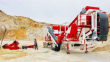 2019 FABO MTK 130 MOBILE CRUSHING SCREENING PLANT SAND