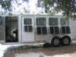 2006 FEATHERLITE #8541 4 HORSE SLANT LOAD